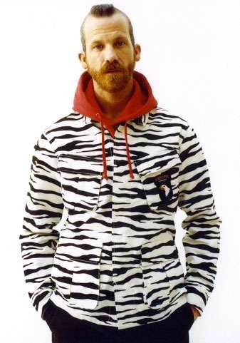 Zebra-Striped Jackets
