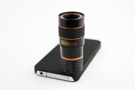 Attachable Phone Lenses