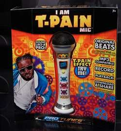 The I Am T-Pain Mic Makes You Sound like the Hit-Maker
