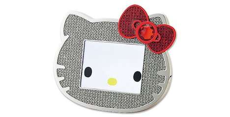 The Hello Kitty Digital Photo Frame for Your Memorable Moments
