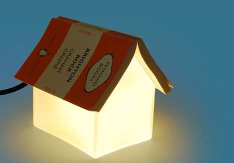 Page-Preserving Lights - The Book Rest Lamp is Perfect for Late Night Readers
