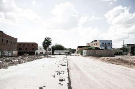 Deserted City Snapshots