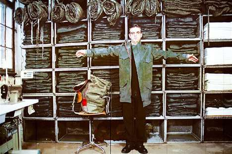 Upcycled Outerwear