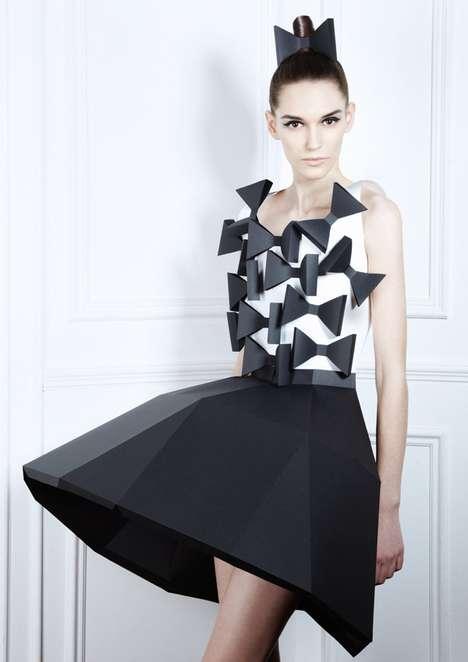 Papercraft Prom Dresses (UPDATE)