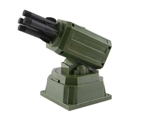 Desktop Defense Toys