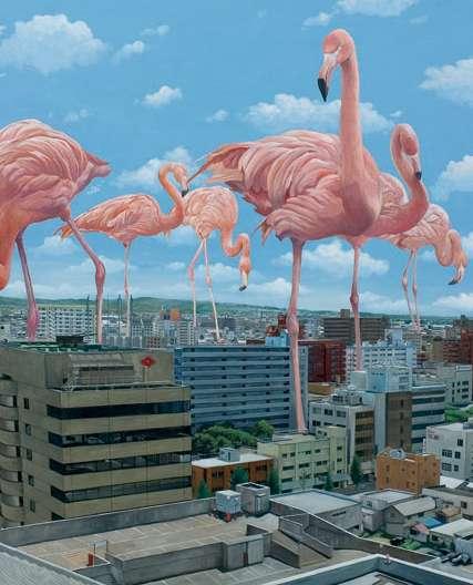Humongous City Slicker Animals (UPDATE)