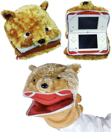 Plush Toy Cases