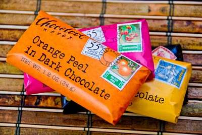 Literary Luxury Chocolates (UPDATE)