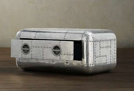 Aircraft-Inspired Furniture