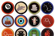Rewarding Grownup Emblems - Earn Your Merit Badge for Adults for Life Achievements