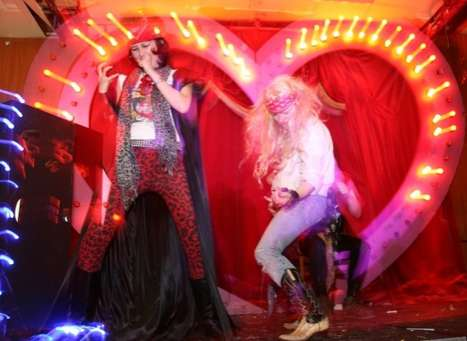 Faux Rock Band Battles - Air Band Competitions Call for the Very Best Air Guitar Players