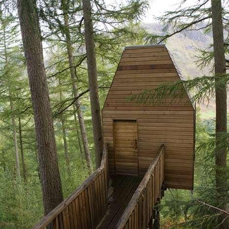 Unassuming Forest Retreats