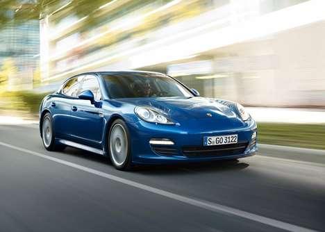 Speedy Luxe Sedans