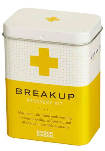 Heartbreak Healing Supplies - The 'I Will Survive Kit' Helps Battle the Break-Up