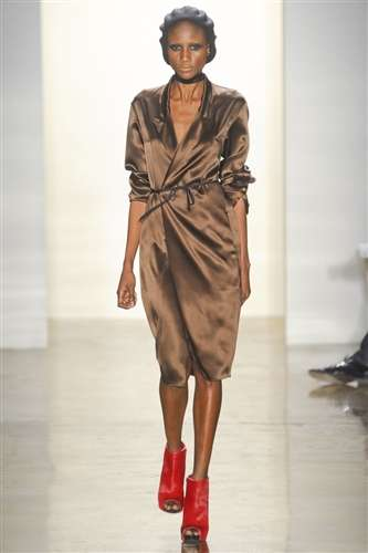 The Sophie Theallet Fall 2011 Collection is a Mix of Class & Elegance