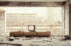 Suspenseful Abandoned Prints