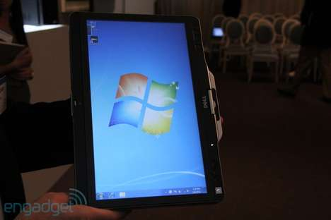 Convertible Tablet PCs - The New Dell Latitude XT3 Swivels for Easy Portability