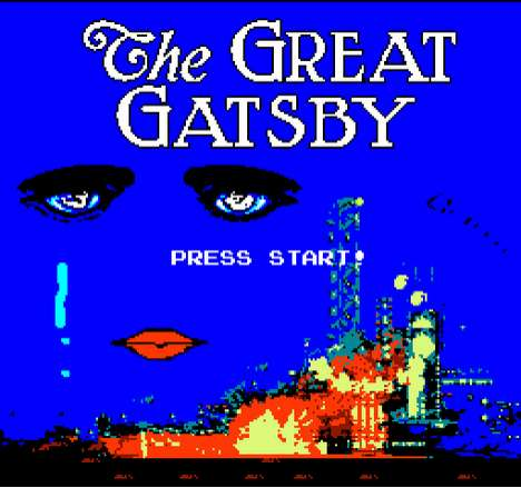 Novel-Based Gaming - The Great Gatsby Video Game is Both Intellectual and Fun
