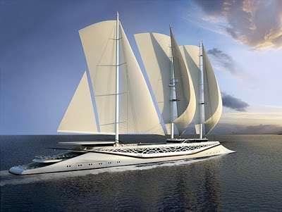 Symbolic Luxury Sailboats