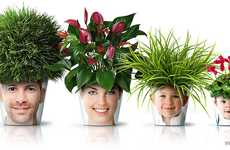 Flower Pot Heads