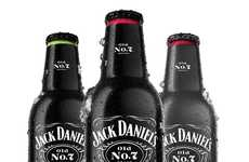 Premixed Whiskey Cocktails - Jack Daniel's Ready-to-Drink Beverages Hit U.S. Shelves in