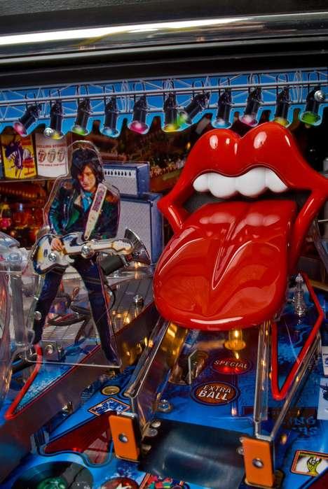Rock 'n' Roll Arcade Games