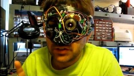 DIY Terminator Masks