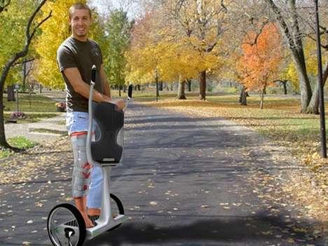 Segway Wheelchairs