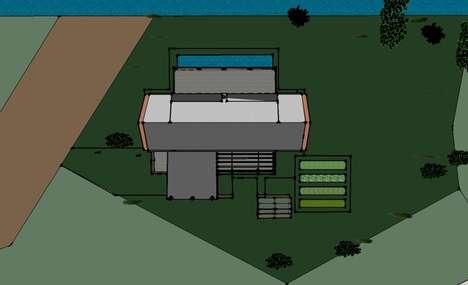 Super-Sustainable Barnhouses