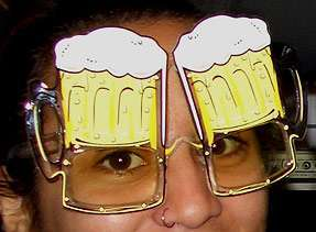 Amber Brew Bifocals