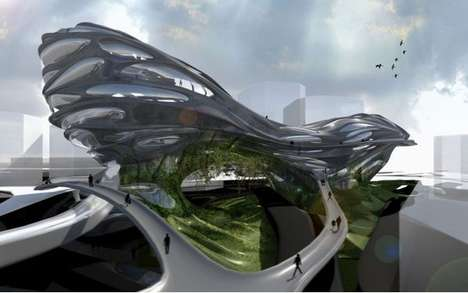 Organic Urban Architecture