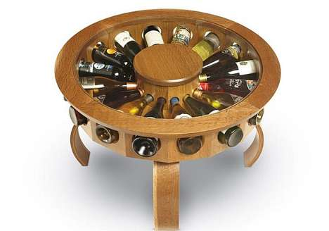 Wine Connoisseur Coffee Tables