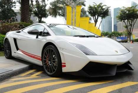 Exclusive Asian Supercars