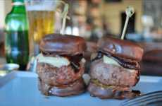 Sweet Meat Treats - The Decadent Peanut Butter Kandy Kake Sliders