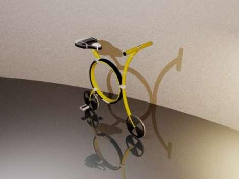 Multi-Functional Folding Bikes