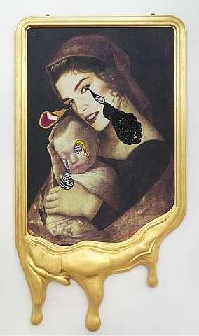Modern Madonna Art