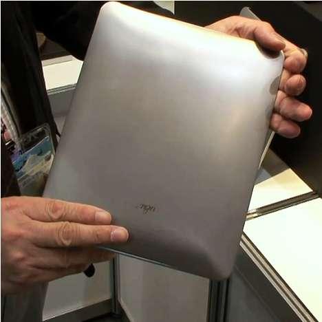 Sheet Metal Tablet Covers