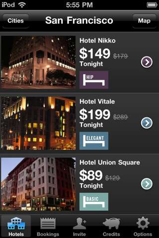 Budget Accommodations Apps