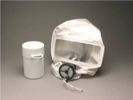 Canned Gas Masks