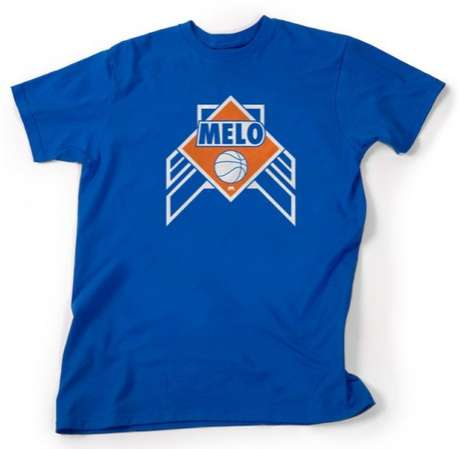 The UNDRCRWN Melo Shirt Welcomes Carmelo Anthony to the Knicks