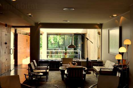 Stylish Sustainable Resorts - The Home Hotel in Buenos Aires is a Pioneer in Eco Hospitality