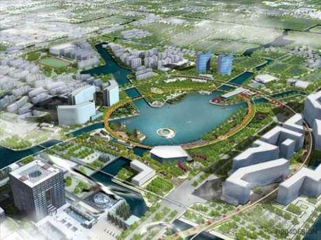Aquatic City Redesigns