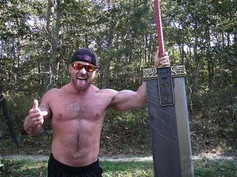 Badass Warrior Blades