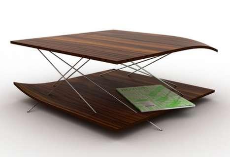 Pierced Side Tables