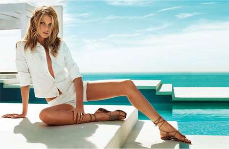 The 7 for All Mankind Spring 2011 Campaign is Californian Chic