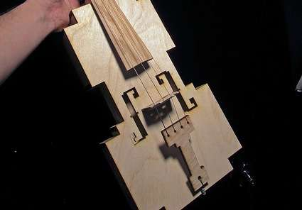 8-Bit String Instruments