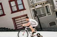 Stationary Bike-Converter Kits - The LeMond Fitness Revolution is Ideal for Snowed-In Cyclists