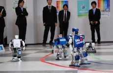 Robot Endurance Races