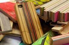 Skateboard-Recycled Cases