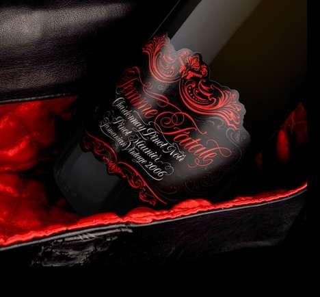 Seductive Booze Branding